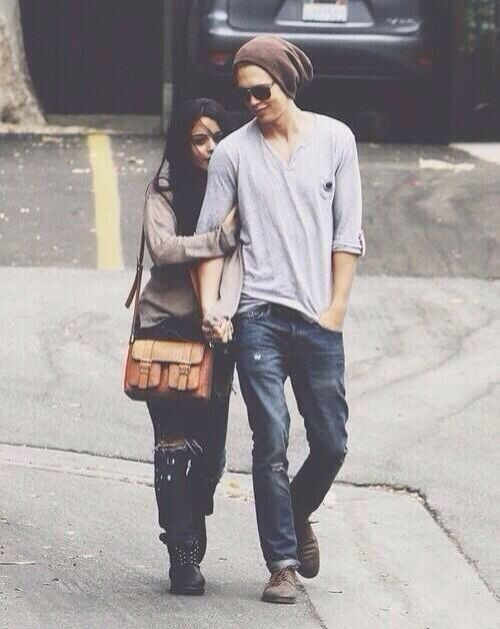 Someone dress me and my husband like this. No, even better. Someone dress me like this and give me Austin Butler. Deal.