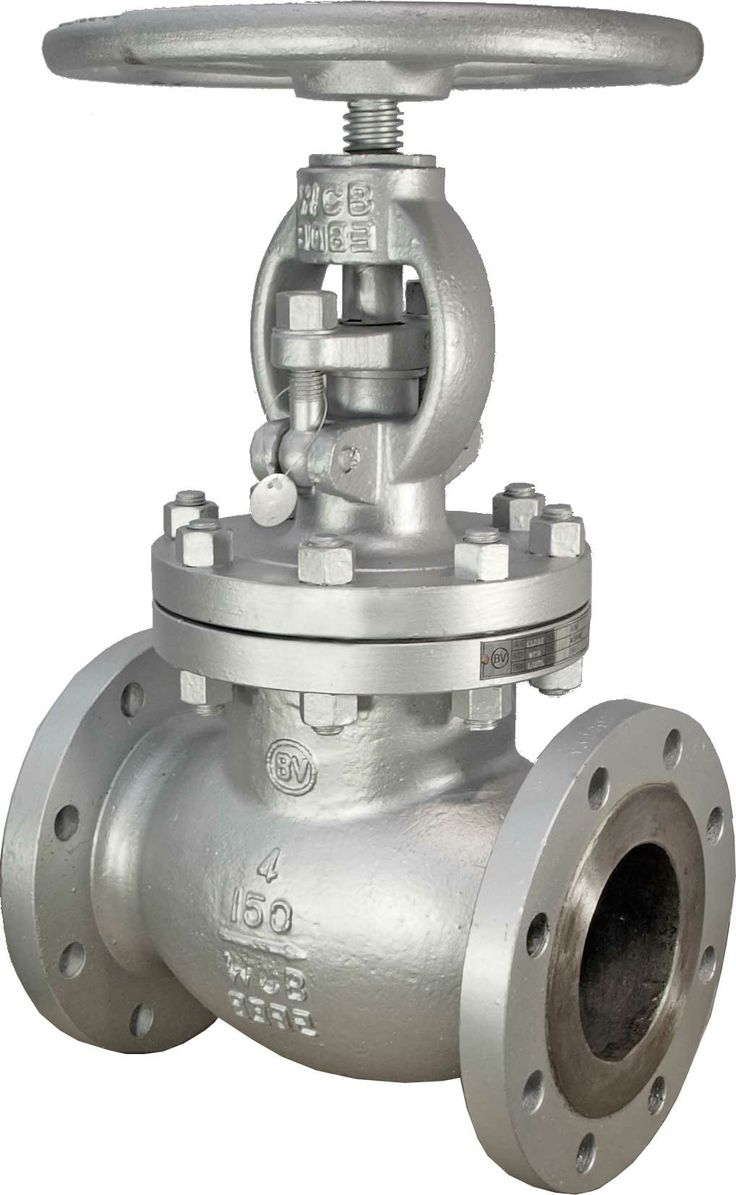 Globe Valve Body  A216 Wcb Bonnet  A216 Wcb Trim  13  Cr Hand Wheel Operated Pressure Rating