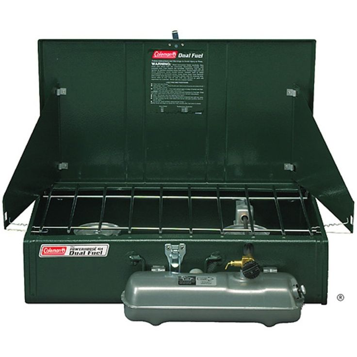 Coleman Guide Series Powerhouse Dual Fuel Stove >> Additional info  : Camping equipment