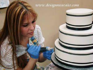 <3 Cake decorating tutorials-every aspect!