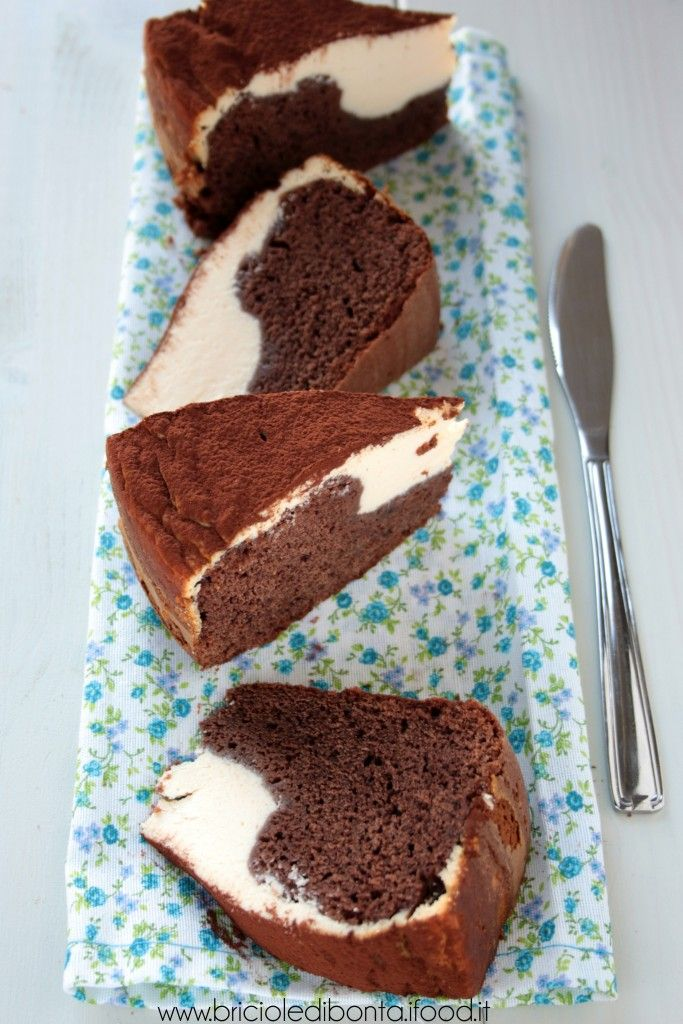 ricotta chocolate cake