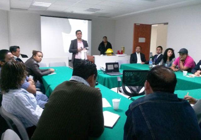 Capacita PGR a su personal en Tlaxcala sobre la cadena de custodia