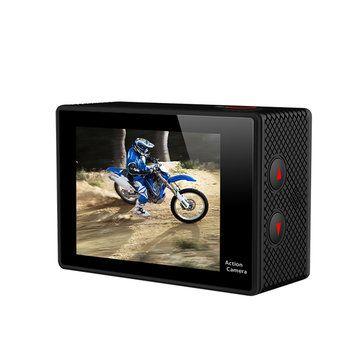 EKEN W9s Sport Action Camera DV WiFi HDMI 4K 1080P Sunplus SPCA6330 GC4603 Sale - Banggood.com