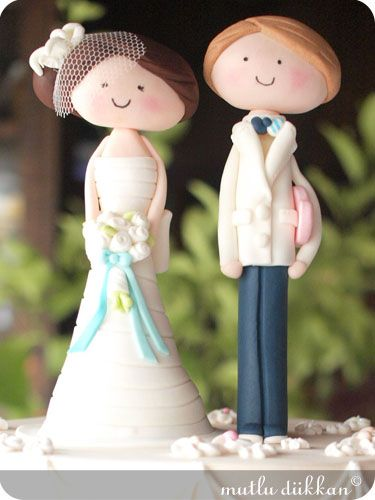 Weddbook ♥ Wedding cake accessories :)