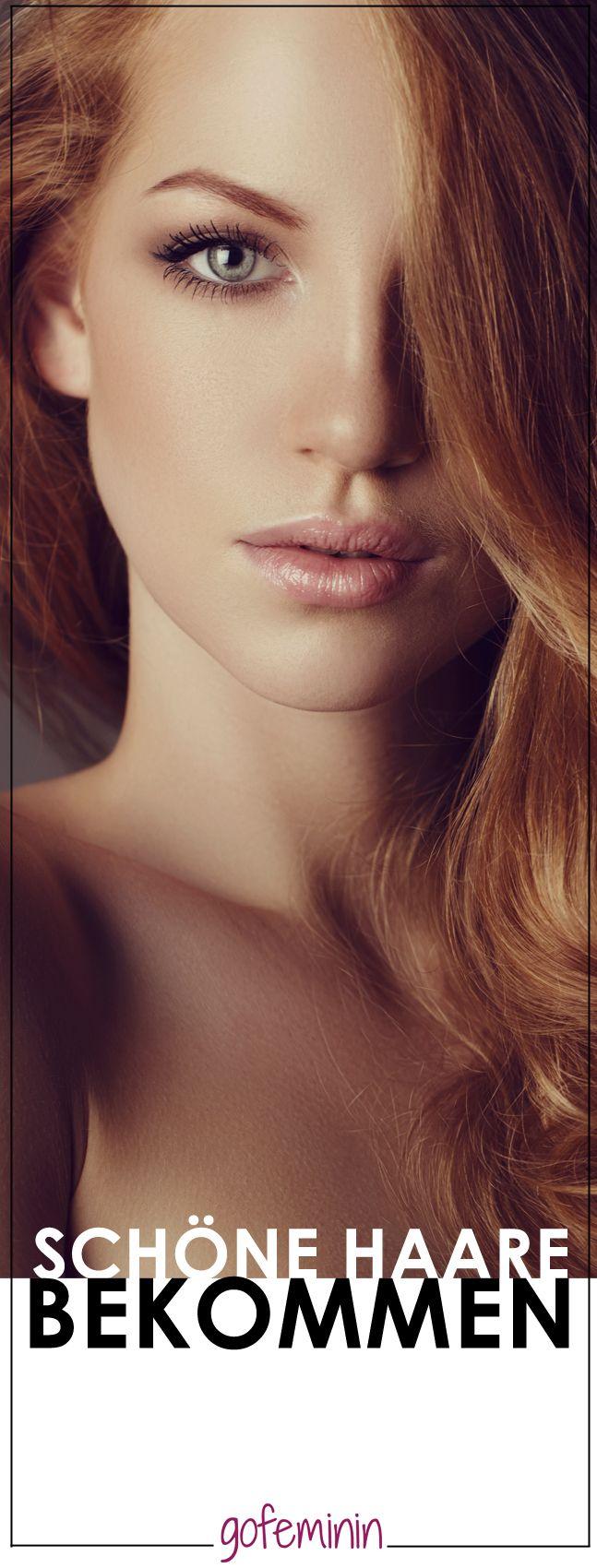 Endlich schöne Haare! 19 Tipps, die einfach genial sind! Jetzt auf gofeminin.de  #gofeminin #hair #beauty