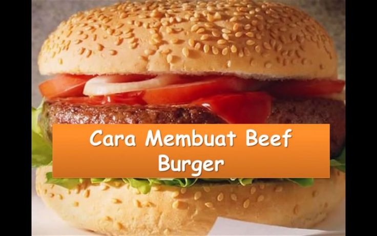 Resep dan Cara Membuat Daging Hamburger #NyokMasak http://youtu.be/neD5EqFtdzA