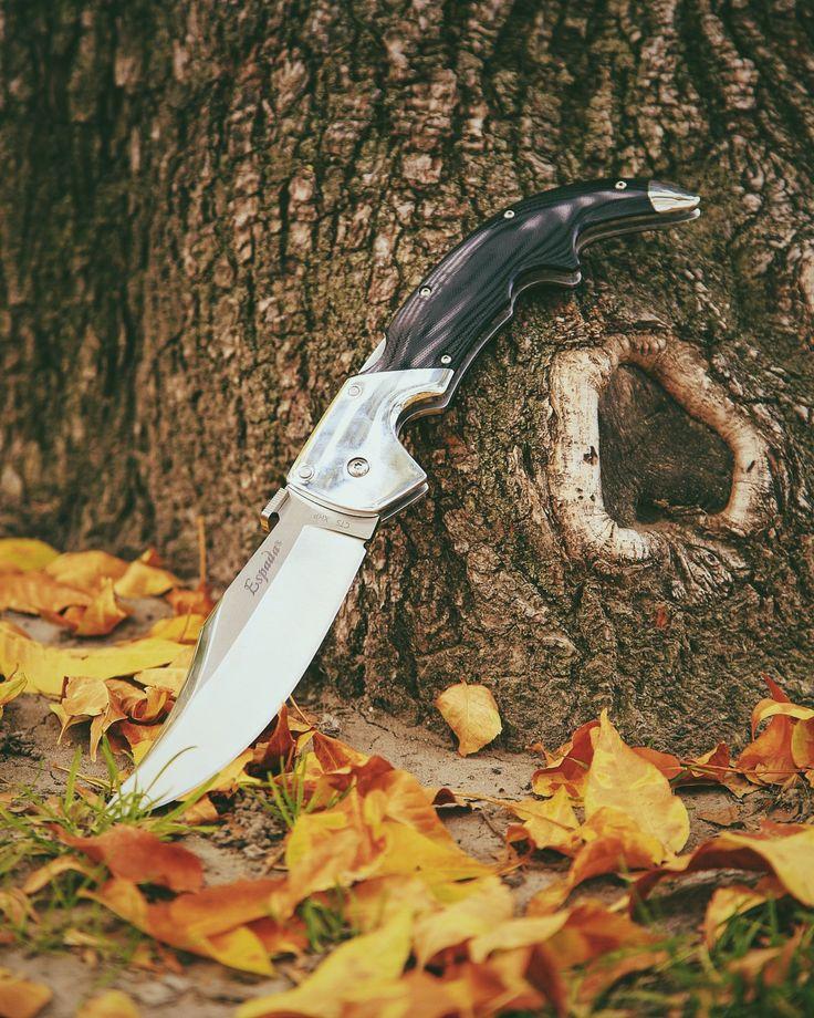 The Cold Steel Espada Large Folding Knife