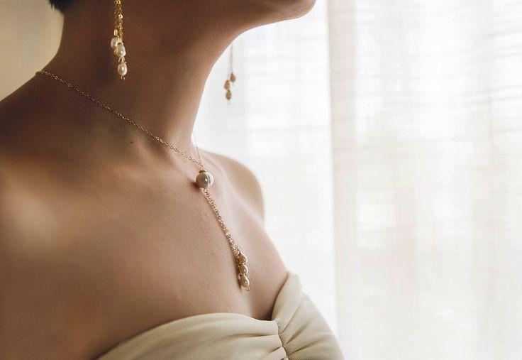 Jewelry Design by Queen Margot Jewelry. Photo by Leon Louie Blankleyder