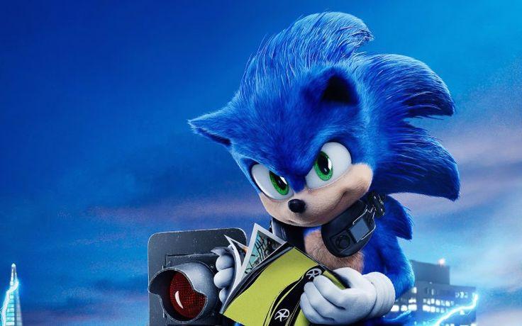 Sonic The Hedgehog 2020 Movie Wallpaper Hedgehog Movie Free Movies Online Movie Wallpapers