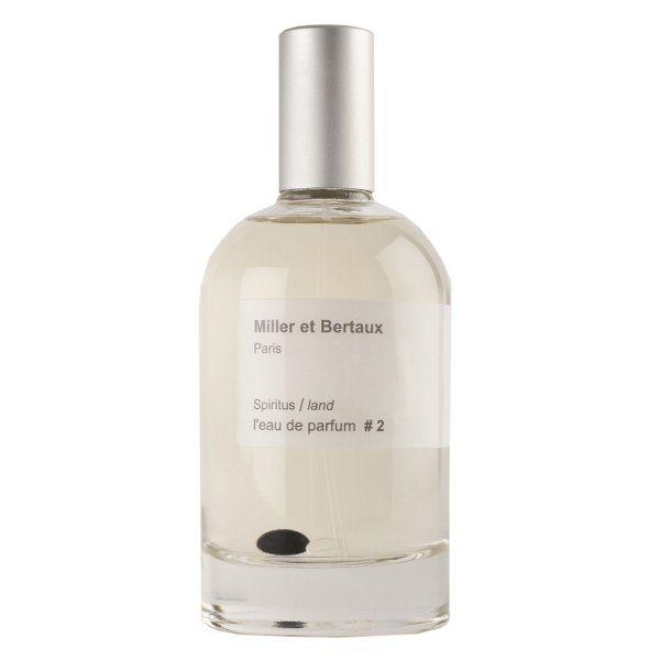 Ecuación Natural   Perfume #2 Spiritus / Land de Miller et Bertaux en Ecuación Natural s.c.