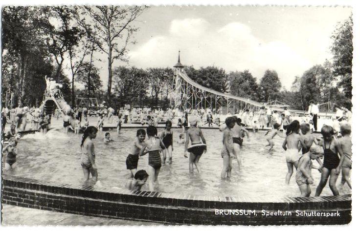 Brunssum Zwembad Speeltuin Schutterspark