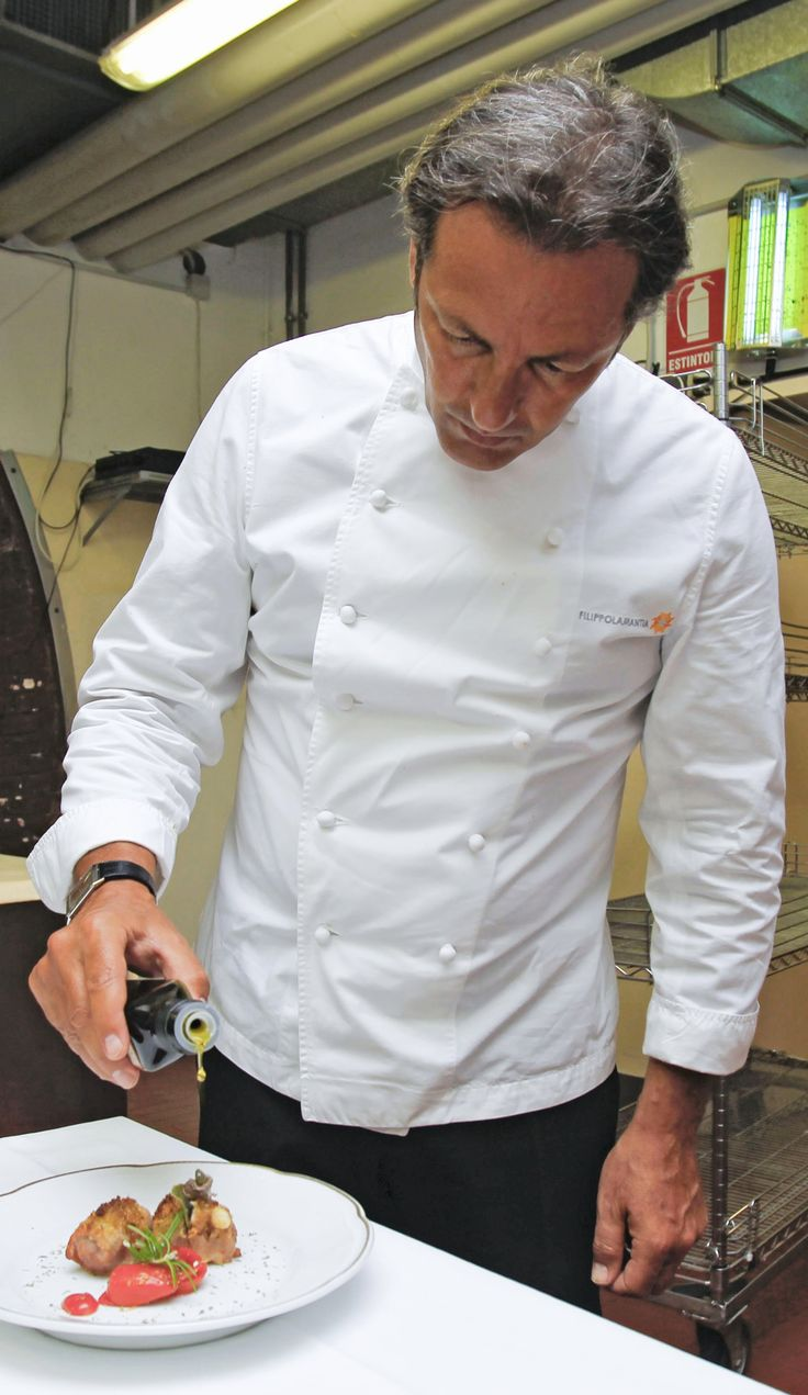 Filippo La Mantia.