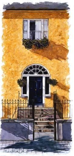 'Georgian Door' Lmited Edition of 495