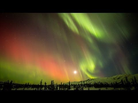 """Check out this mesmerizing video of """"one of the best displays (of the northern lights) seen in recent memory, according to the photographer who captured it."""