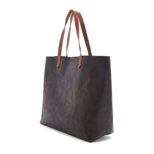 Rank & Style Top Ten Lists   Madewell The Transport Tote #rankandstyle
