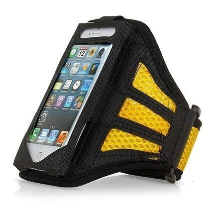 For iPhone 4 4S Sports armband for cellular bag fundas for iPhone 5 5S 5SE 5C SE GYM Running SPORT Mesh bag Phone Bag Cover Capa