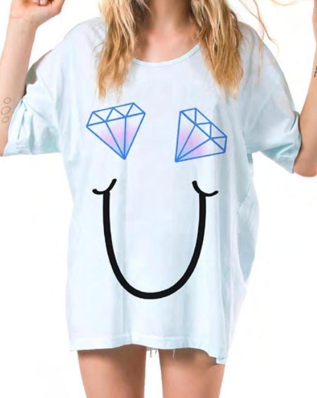 日本初上陸 ダイヤモンド キャット ☆ tシャツ ブランド 人気 レディース かわいい コーデの画像 | 海外セレブ愛用 ファッション先取り ! iphone5sケース iph…