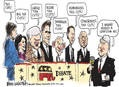 Best Cartoons on the 2012 Presidential Candidates - 2012 Election Cartoons