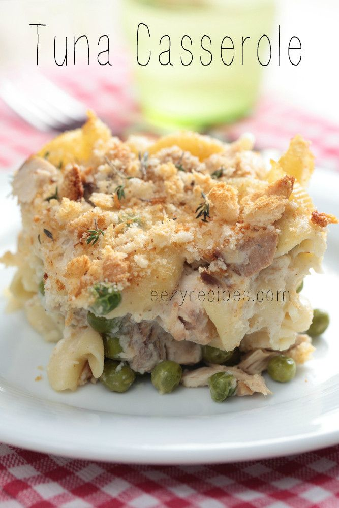 140 best images about food fish on pinterest baked for Tuna fish casserole recipe