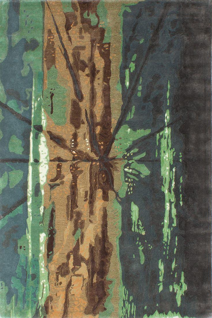 RAY Rug - #sergelesage New Autumn / Winter Collection