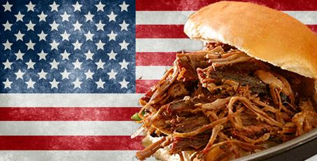 Number 8 ~ Eat some good ol' Southern cookin' in the USA