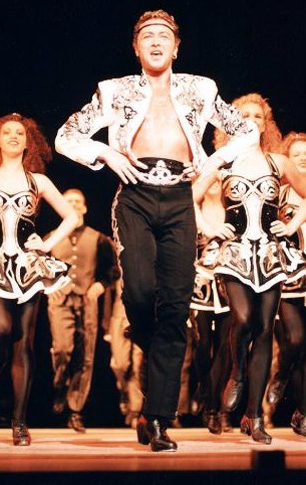 Michael Flatley, Lord of the Dance