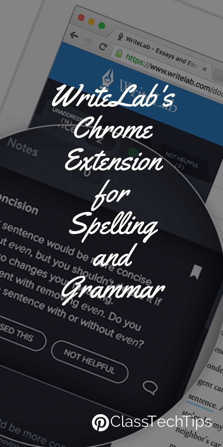 Are you in a Chromebook classroom? Free Chrome extension for spelling and grammar! Check out this Chromebook spelling and grammar tool for students.