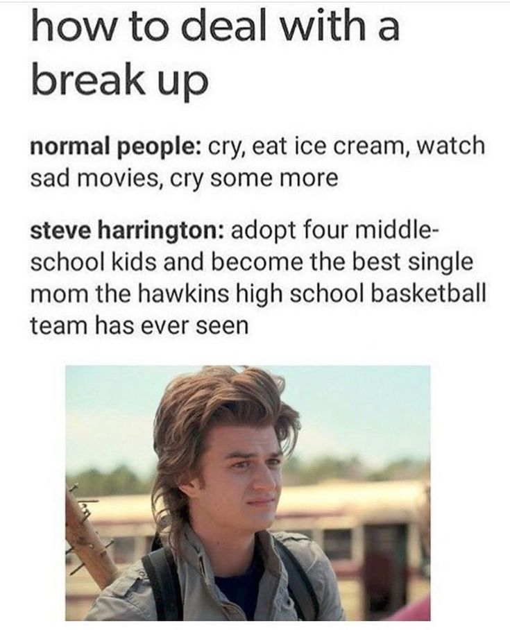 HE DESERVED BETTER AND NANCYS A BITCH DONT WORRY STEVEY ILL TAKE YOU