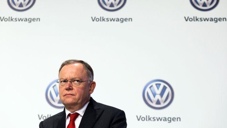 VW frisierte Regierungserklärung von SPD-Weil - Die große Nähe von Politikern zur Autoindustrie - Wirtschaft - Bild.de