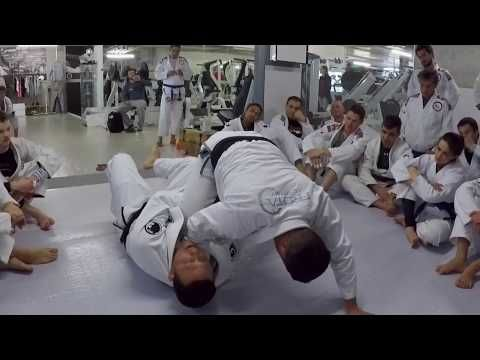 Renzo Gracie's Favorite Escape From Knee on Belly - YouTube