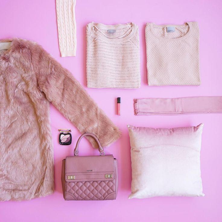 Bugün günlerden pembe!  #boyner #veromoda #ninewest #pink #pembe #moda #fashion #ootd
