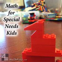 Teaching Math to Special Needs Children
