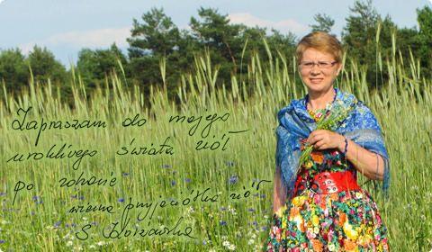 Oficjalna strona Stefanii Korżawskiej - Strona główna