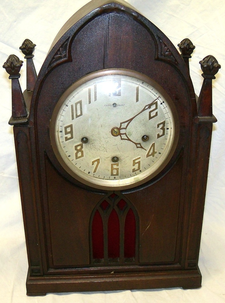 17 Best Images About Antique Clocks On Pinterest Gilbert