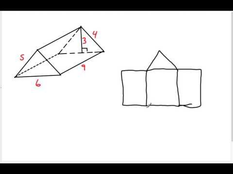 6th grade 8-4 Surface Areas of Prisms and Pyramids.mp4