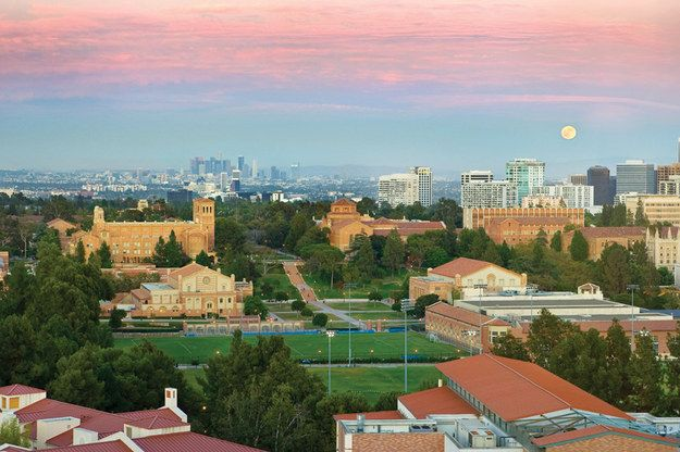 Amazing Location | 9 Reasons Why You Should Attend UCLA