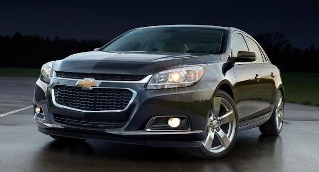 2018 Chevrolet Malibu Price