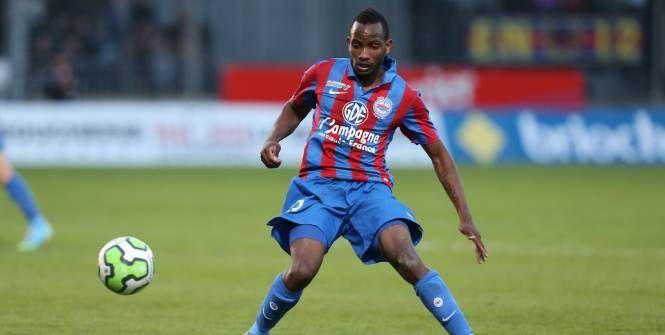 Foot - Transfert - Lenny Nangis (Caen) vers Lille