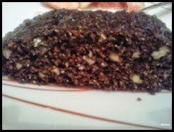 Cena Vegetariana: Dieta del Supermetabolismo FMD: Tortino Brownies