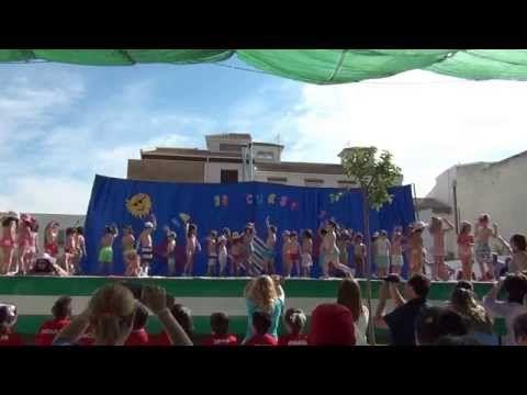 BAILE FIN DE CURSO 2013 - YouTube