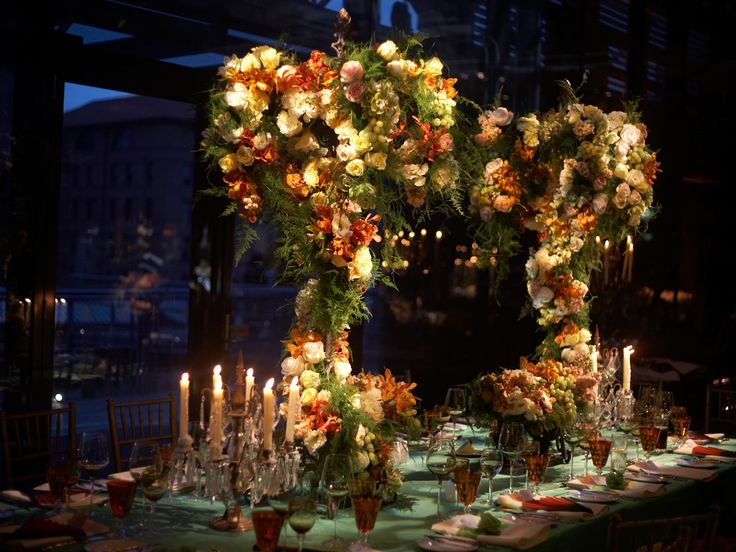 Bloom By Candlelight - Gallery - Doltone House