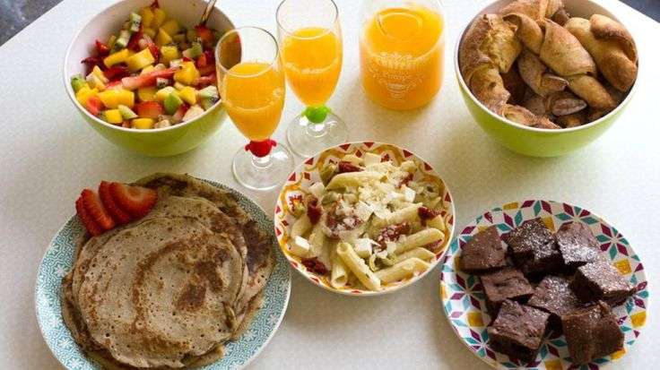 Glutenvrije tips: wat met brunchen?   VTM Koken