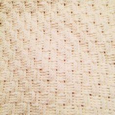 かぎ針で編む バスケット模様のブランケットの作り方|編み物|編み物・手芸・ソーイング|作品カテゴリ|ハンドメイド・手芸のレシピ、作り方ならアトリエ