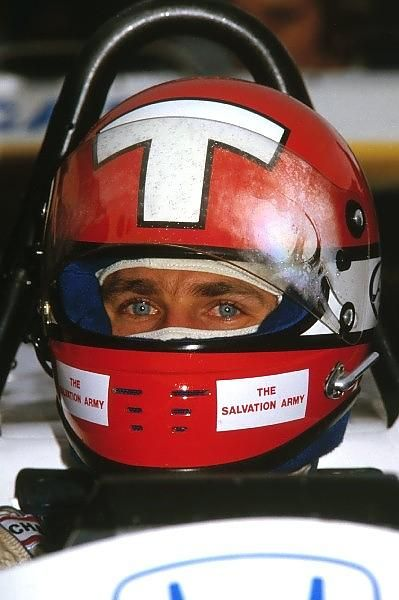 Mike Thackwell - European formula two championship 1984 ...