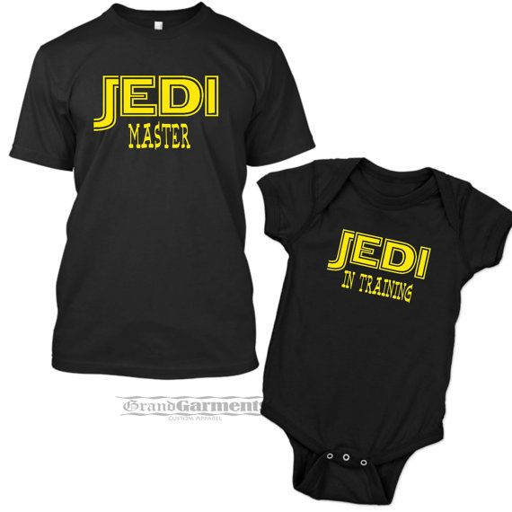 Star Wars Baby Clothes Star Wars Dad Star by CustomGrandGarments