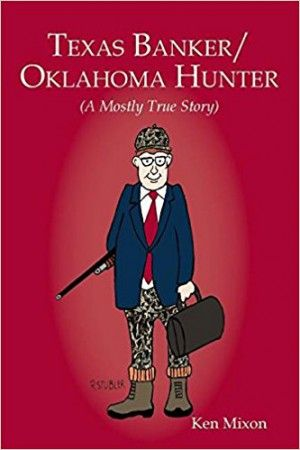 The stories in this book are half from banking and half from my hunting, my dogs, and my childhood.