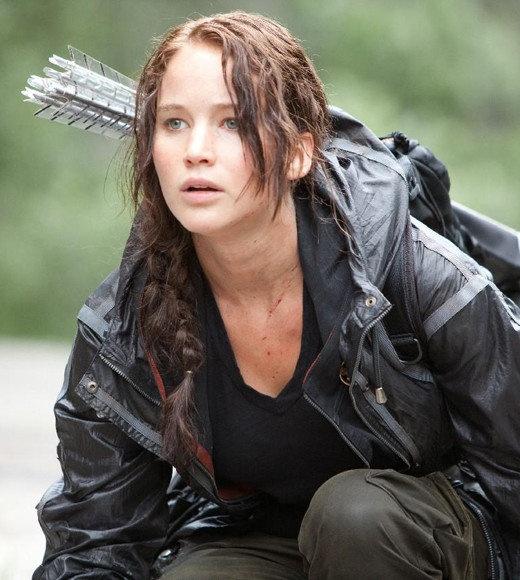 Jennifer Lawrence: 2012 MTV Movie Awards nominee for Best Female Performance