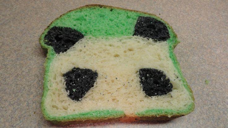Panda bread video
