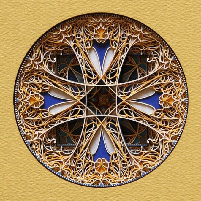 Incredibly Detailed Laser Cut Paper Art by Eric Standley | http://www.123inspiration.com/incredibly-detailed-laser-cut-paper-art-by-eric-standley/