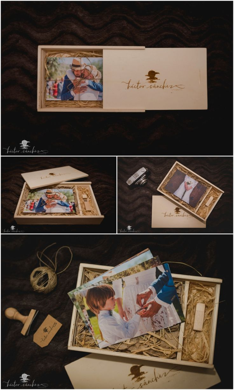Presentación entrega reportaje de boda.  #packaging #branding #photographer #wedding #boda #fotografo #fotografia #fotografodebodas #caceres